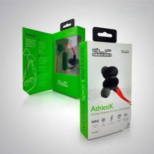 Audífonos deportivos con micrófono y tecnología inalámbrica KlipXtreme – AthletiK