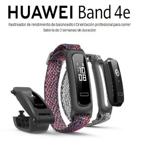 Smart band Huawei Band 4e  color Gris