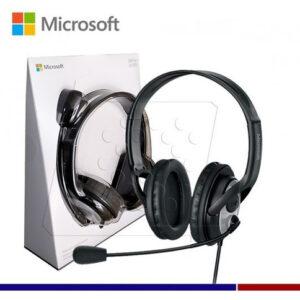 Auriculares Microsoft LX-3000 , optimizados para video llamadas
